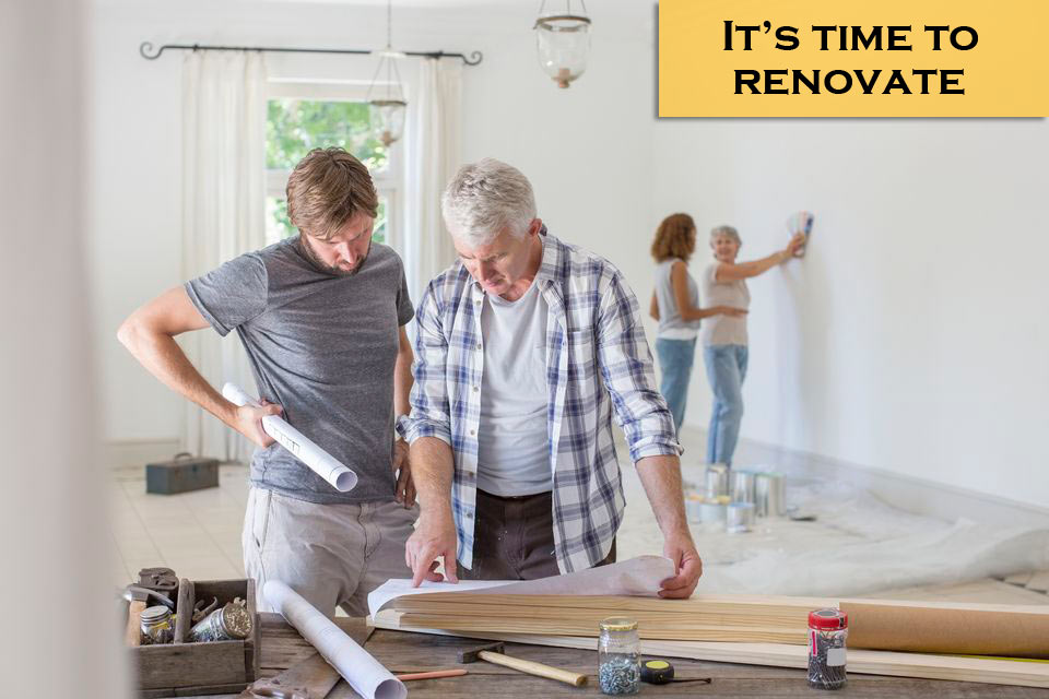 Time-to-renovate